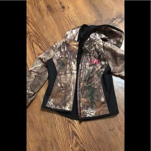 Under armour toddler girl jacket